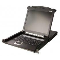 """16 Port KVM 17""""-LCD Console (CL-5716M)"""