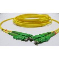 E2000/APC-E2000/APC Patchkabel, duplex, Singlemode
