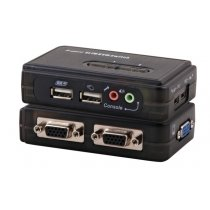 2-Port KVM Switch USB-Audio (EB940)