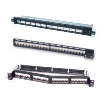 AMP Hi-D Full AMPTRAC modulares Patchpanel STP (1-1671136-2)