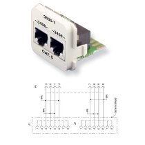 AMP CO Plus Doppeleinsatz (0-0183635-1)