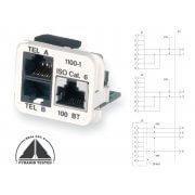 AMP CO Plus Dreifacheinsatz (0-1711100-1)